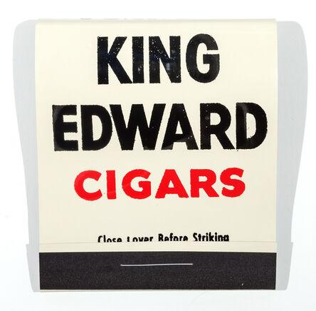 Skylar Fein, 'King Edward Cigars', 2015