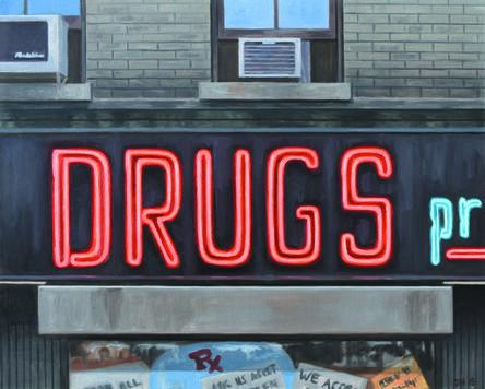 Danny Heller, 'Drugs', 2015