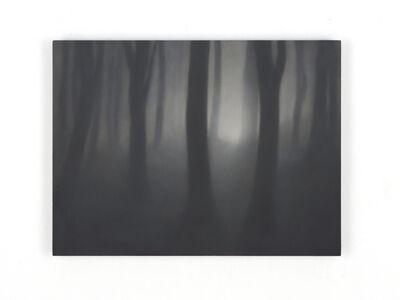 David Kowalski, 'Im Wald nach der Zeit XI', 2020