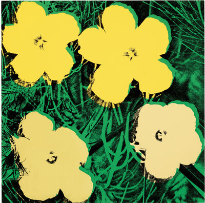 Andy Warhol, 'Flowers #72', 1970