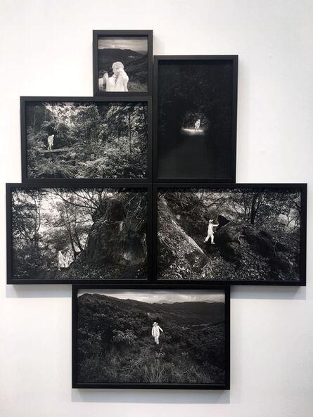 Pedro Motta, 'Flora Negra', 2016