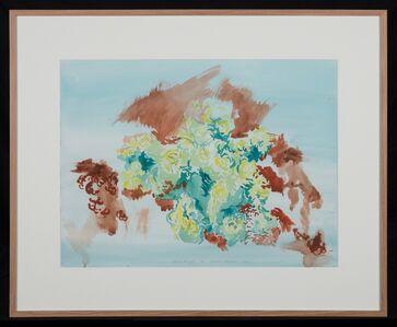 Jan Lauwers, '9394 - Flowers In Avenue Prudent Bols', 2013