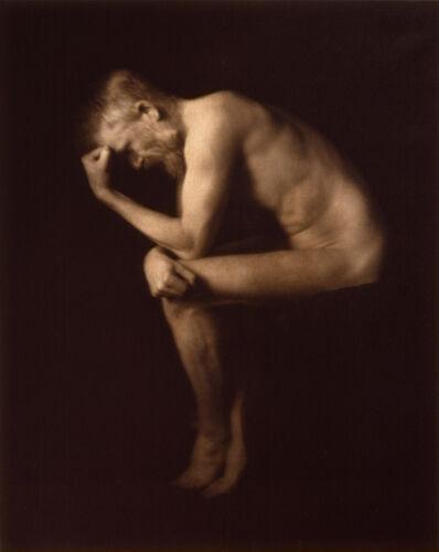 Alvin Langdon Coburn, 'Le Penseur (George Bernard Shaw)', 1906