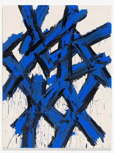 Tchunmo Nam, 'Stroke-lines 21-10', 2021