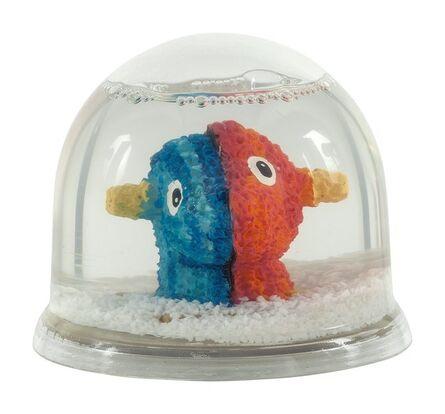 Jeff Koons, 'Split-Rocker Snow Globe', 2000