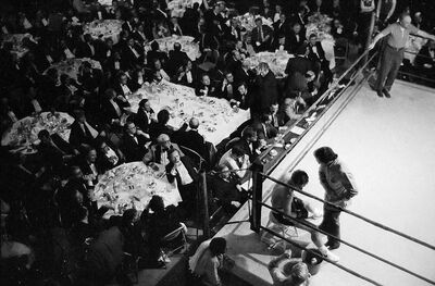 Henry Horenstein, 'Boxing at the Harvard Club', 1976