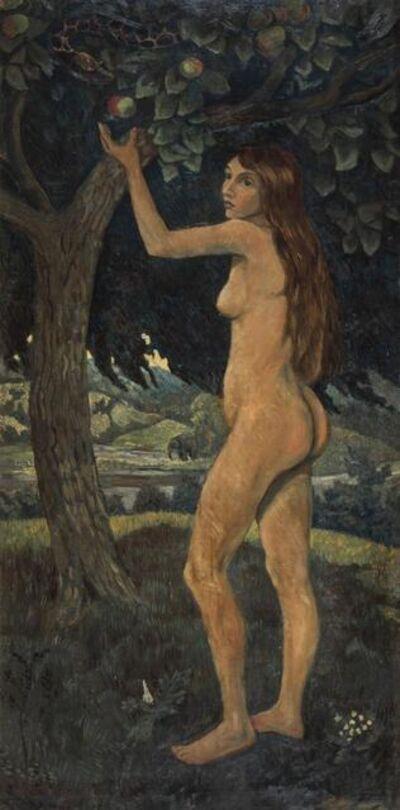 Paul Sérusier, 'Éve et le serpent', 1905