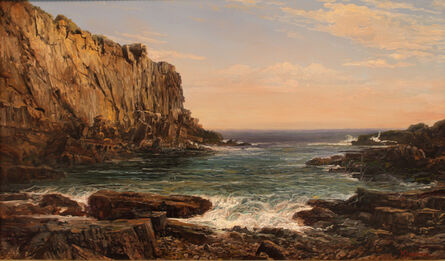 Erik Koeppel, 'Maine Coast, Baldhead Cliffs', 2019