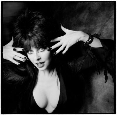 Karen Kuehn, 'Elvira • 1987 • NYC • Saturday Night Live', 1987