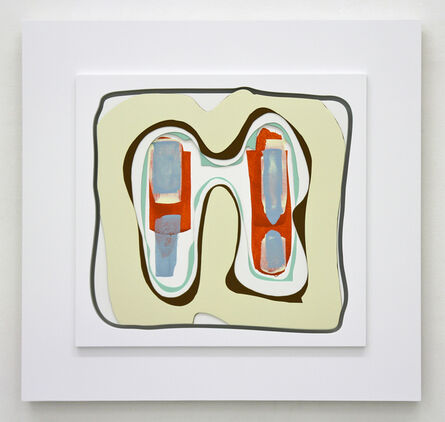 David Ryan, 'Paint Container 1', 2015