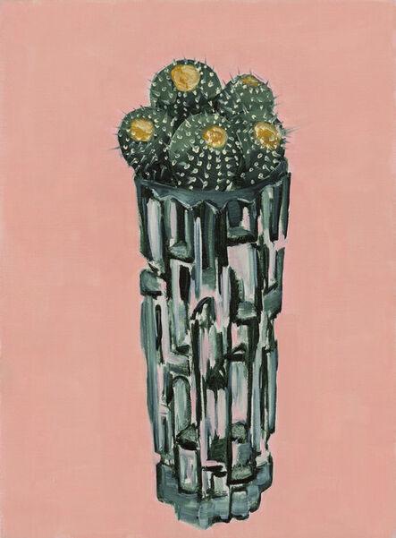Sara Berman, 'Bunch of Cacti (Single)', 2017