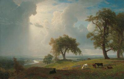Albert Bierstadt, 'California Spring', 1875