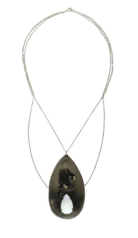 Bettina Speckner, 'Necklace', 2015