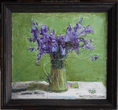 Ben Henriques, 'Blue Flowers'