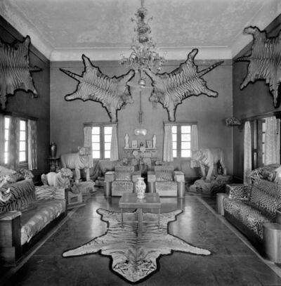 Derry Moore, 'Trophy room in a private residence', 1980