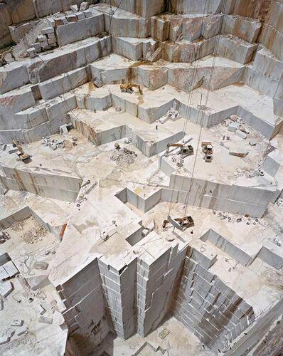 Edward Burtynsky, 'Iberia Quarries #3, Bencatel Portugal', 2006