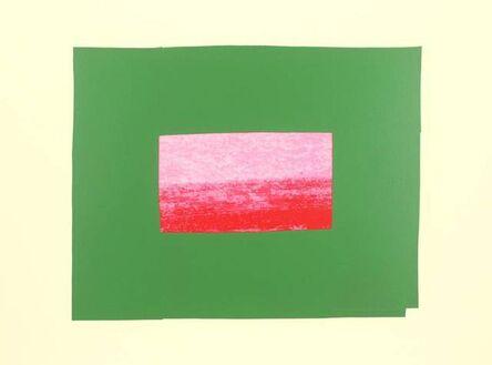Howard Hodgkin, 'Indian View H', 1971