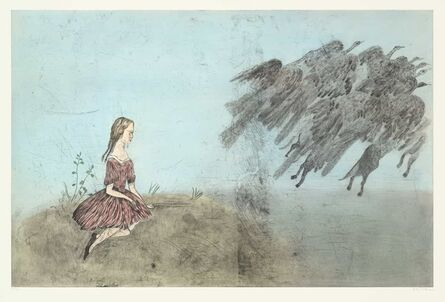 Kiki Smith, 'Come Away From Her After Lewis Carroll', 2003