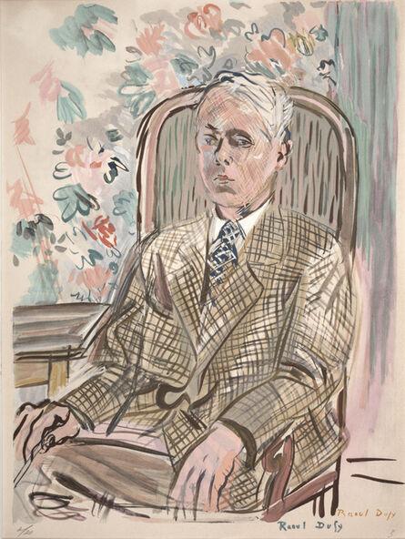 Raoul Dufy, 'Self-Portrait', 20th century