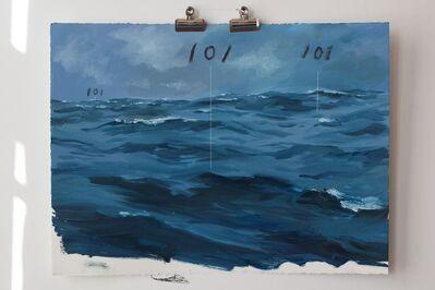 Oliver Jeffers, 'Fathom Sketch No. 7', 2016