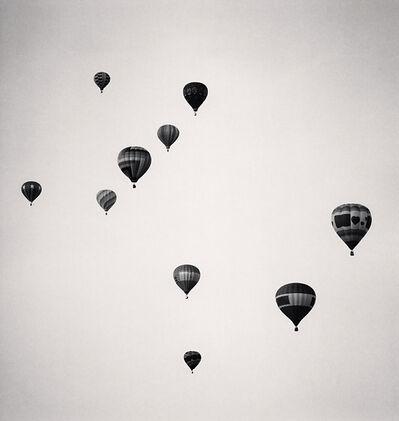 Michael Kenna, 'Ten Balloons, Albuquerque, New Mexico, USA', 1993