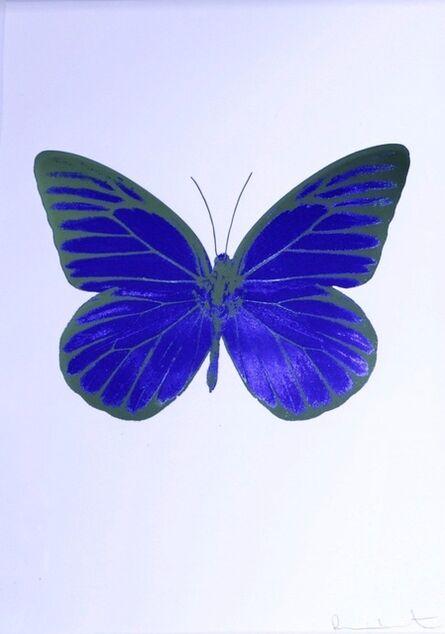 Damien Hirst, 'The Souls I - Westminster Blue/Blind Impression/Leaf Green', 2010