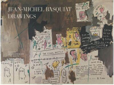 Jean-Michel Basquiat, 'Drawings', 1982