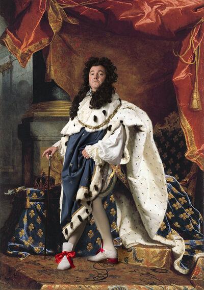 E2 - KLEINVELD & JULIEN, 'Ode to Rigaud's Louis XIV', 2013