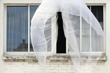 Niloufar Banisadr, 'Voiles aux vents (Sexy window) n° 1', 2012