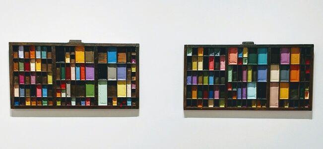 Melanie Rothschild, 'Paint Trays', ca. 2013