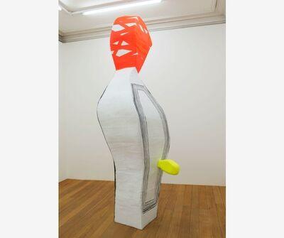 Tobias Rehberger, 'Das Eindruck', 2014