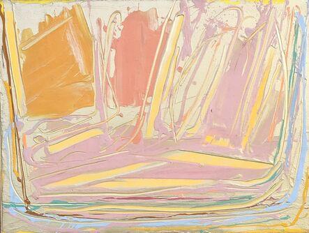 Dan Christensen, 'Untitled', 1984
