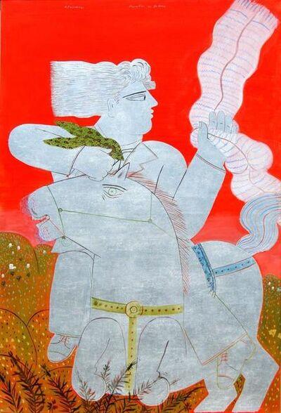 Alekos Fassianos, 'Chevalier de la lune'