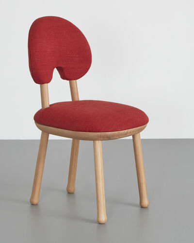 """Pierre Yovanovitch, '""""Monsieur Oops"""" Chair', Designed 2017-this example produced 2019"""
