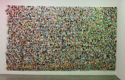 Dani Umpi, 'Los epistolares I ', 2017