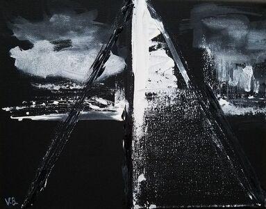 Vian Borchert, 'Sail and Cloud ', 2019