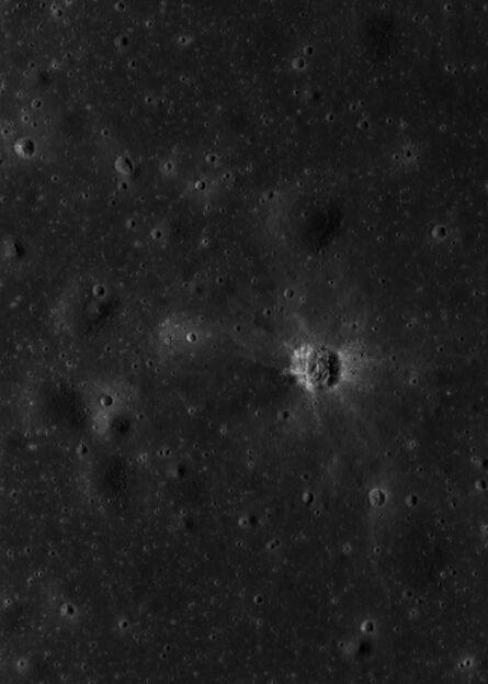 Nicolas Sanchez (b. 1981), 'Apollo 15 — Hadley/Apennines', 2018