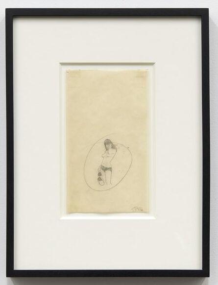 Steven Parrino, 'Untitled', 1986