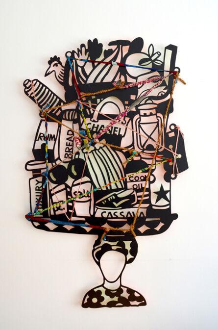 Toyin Loye, 'MOBILE SHOP', 2015