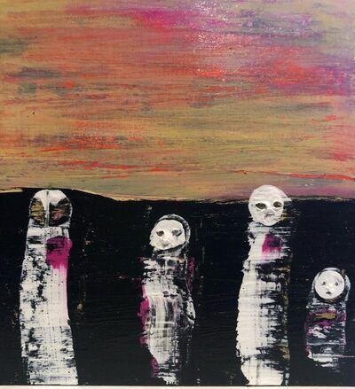 Nancy Larrew, 'Little Ghosts 13', 2021