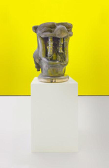Elsa Sahal, 'Autoportrait en forme de grotte n°3, (Self-portrait as a cave n°3)', 2005