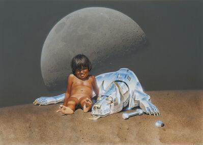 Hajime Sorayama, 'Untitled', 1988