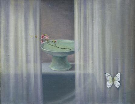 Pei-Cheng Hsu 許旆誠, '隔簾春芳', 2020