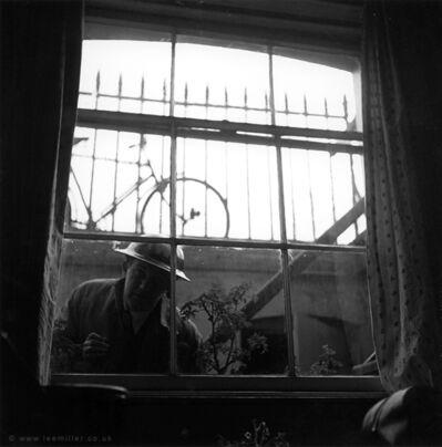 Lee Miller, 'Freddie Mayor, London, England', 1940