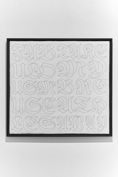 Danh Vō, 'Untitled', 2013