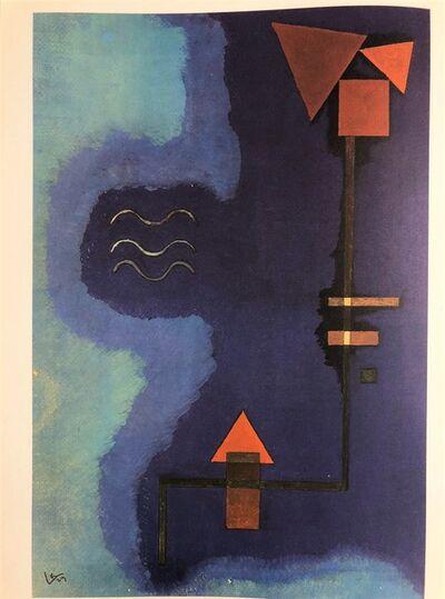 Wassily Kandinsky, 'Bauhaus Dessau', 1965
