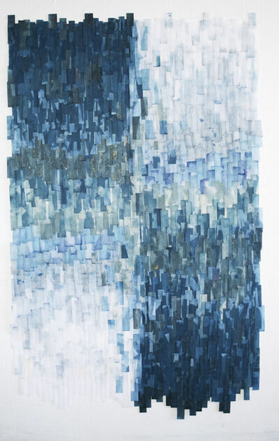 Lyndi Sales, 'Within the iceberg is conscious light and sentient darkness', 2017