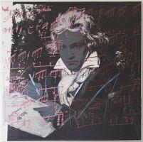Andy Warhol, 'Beethoven (FS II.391)', 1987
