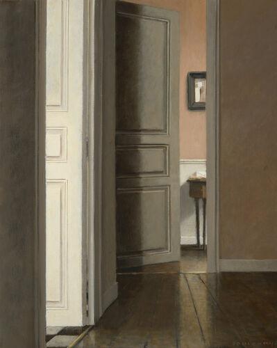 Anne Francoise Couloumy, 'Le couloir rue Renan 4', 2017