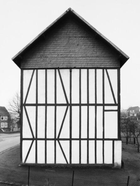 Bernd and Hilla Becher, 'Framework House: Rensdorfstrabe 1, Salchendorf', 1961 / printed 2016